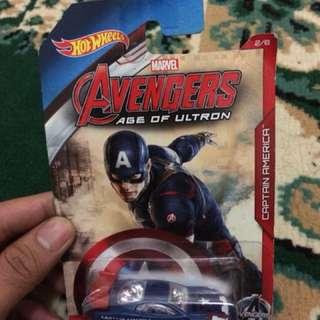 HotWheels Marvel Avengers