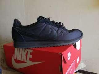 Nike Cortez Triple Black Nylon