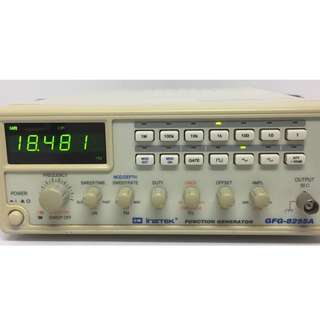 GW INSTEK GFG-8255A FUNCTION GENERATOR (11 Available)