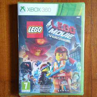 Xbox 360 - The Lego movie videogame [new]
