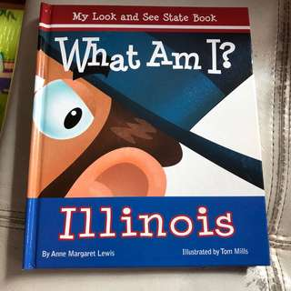 What am I ? Books