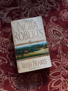 Nora Roberts - Irish Hearts