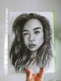 📷 Portrait Drawings