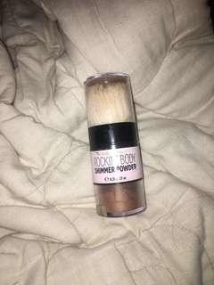 Rockin' Body shimmer powder VS