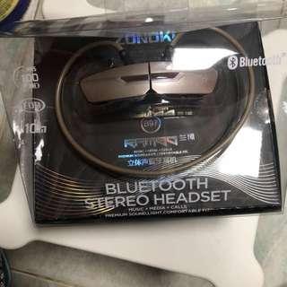 全新藍芽耳機 無線 運動  Bluetooth stereo headset