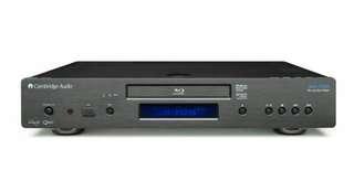 Cambridge Audio Auzr 751BD Blu Ray Player 英國明牌藍光播放機