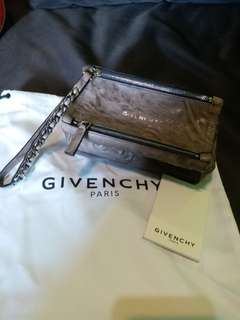 Givenchy Pandora pouch clutch