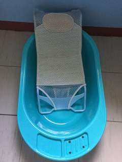 Baby Tub with Net