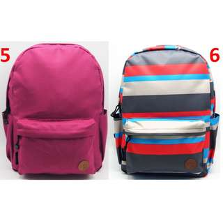 LATIF BACKPACK WITH LAPTOP COMPARTMENT (UNISEX)