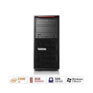 lenovo thinkstation P300 i5 mini tower desktop  demo sets
