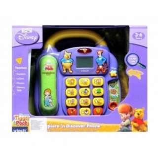 VTech Disney Winnie the Pooh Explore n Discover Phone