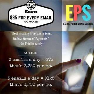 Work from home and earn USD 25-200 daily
