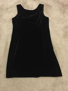 RHAPSODY FELT DRESS