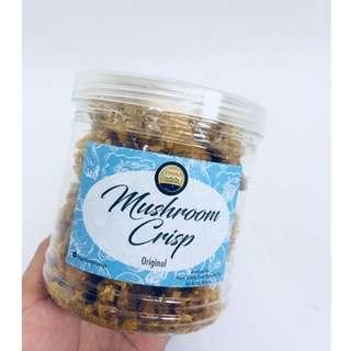 Mushroom Crisp