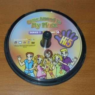 Hi5 Series 7 Volume 4 Come Around To My Place DVD