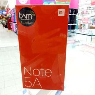 Xiaomi Note 5A Bisa Kredit