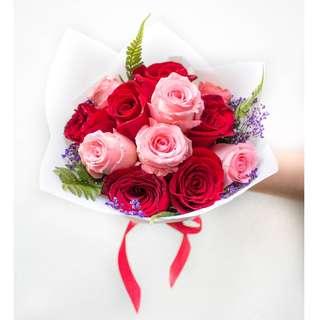 Flower Bouquet: Sweet Affection
