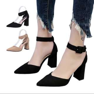 PO Pointed High Heels