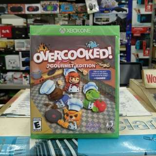 🆕 Xbox One Overcooked ! Gourmet Edition