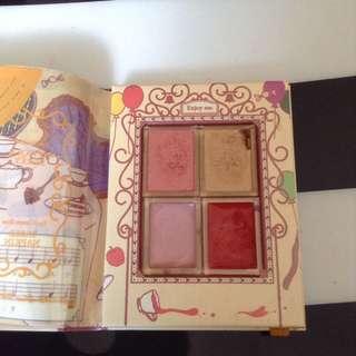 Eyeshadow the little humming book III