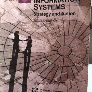 Management Information Systems, Strategy and Action, 2nd Edition, by Charles Parker and Thomas Case