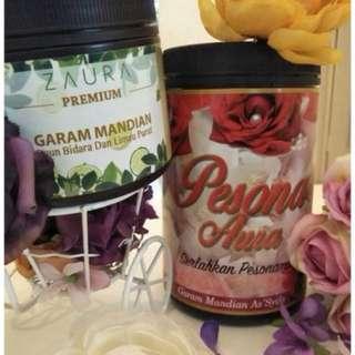Garam Mandian & Pesona Aura