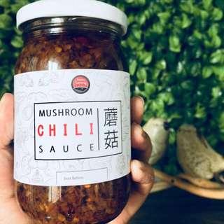 Mushroom Chili Sauce