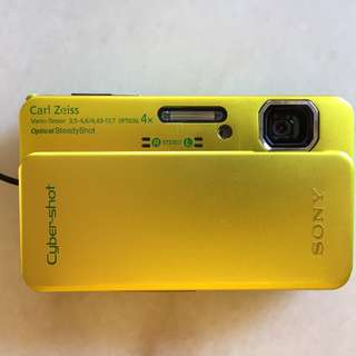 Sony Cyber-Shot DSC-TX10 16.2 MP (Waterproof)