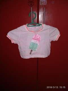 gingersnaps hanging shirt