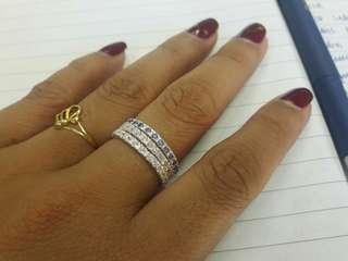 3-in-1 Eternity Ring