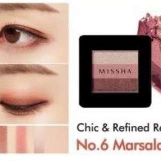 Missha eye make up