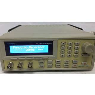 MATRIX MFG2120F MFG 2120F 20MHZ FUNCTION GENERATOR (Quantity 4)