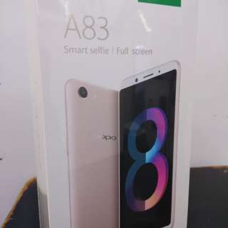 Oppo A83 Full screen