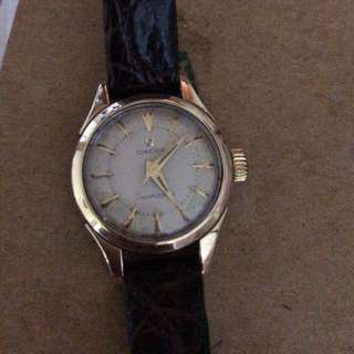 Authentic Omega ladies watch