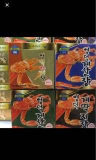 現貨✨韓國蟹膏蟹肉🦀