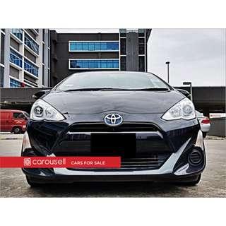 Toyota Aqua Hybrid 1.5A