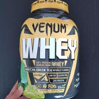 Venum Whey Matcha Green Tea