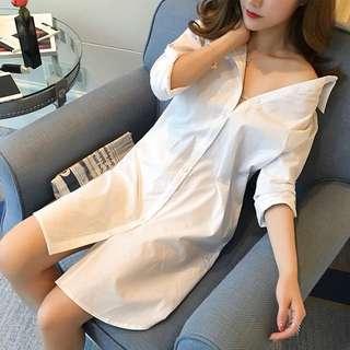 🚚 韓版女襯衫