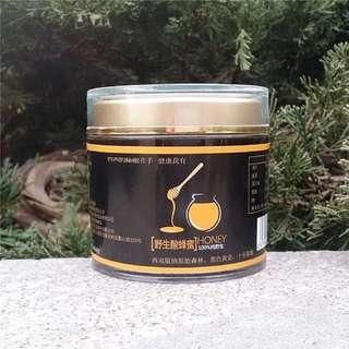 西双版纳野生 酸蜂蜜 促进睡眠 10年採一次 纯野生 300克