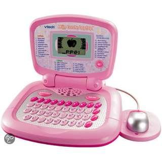 My Laptop Pink