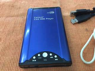 Consus CVIX HDD Player 80 GB