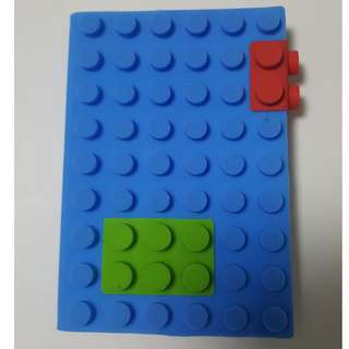 Lego Book For Writing
