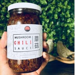 Mushroom Sweet Chili Sauce
