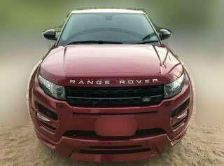 Land Rover Evoque SD4 2.2