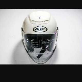 Visor ARC White 🔥🔥🔥