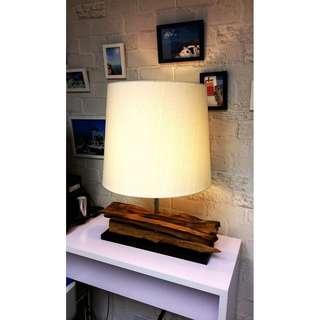<Display> Portable lamp from Thailand 陳列品座台燈 (來自泰國)