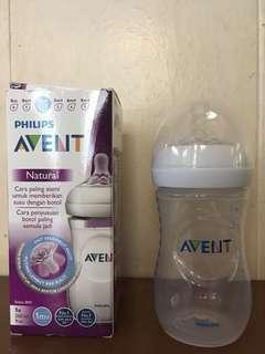 Avent 9oz baby bottle
