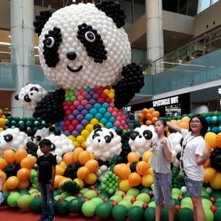 The Marina Square Balloon Exhibition