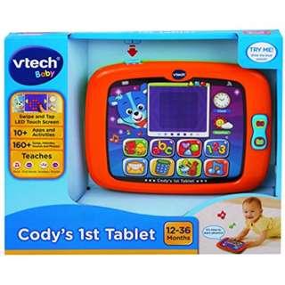 VTech Baby Cody's 1st Tablet