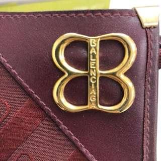 Balenciaga 巴黎世家 vintage clutch bag 手袋 包